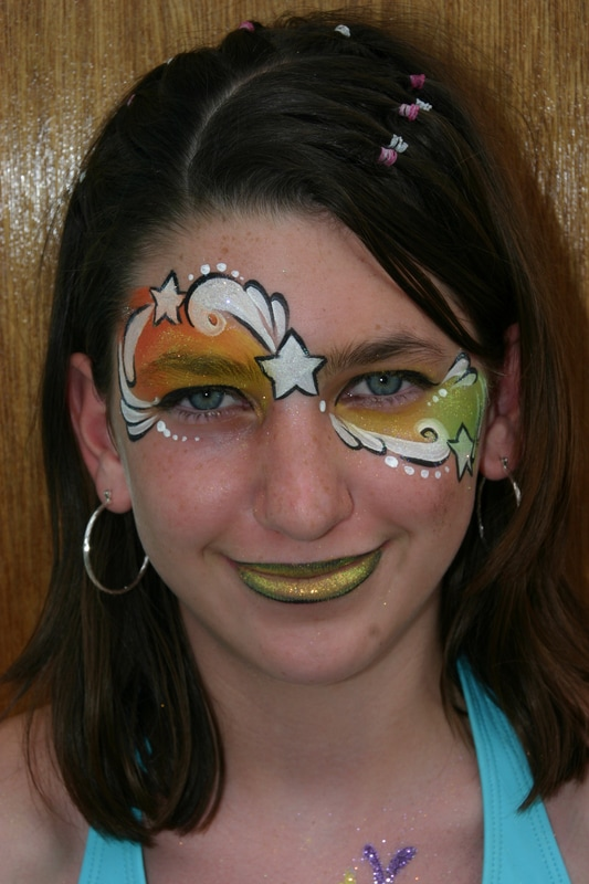 face painting, dallas, plano. garland, southlake, arlington, texas